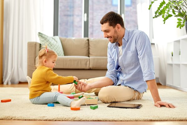Using Household Items to Promote Language Development