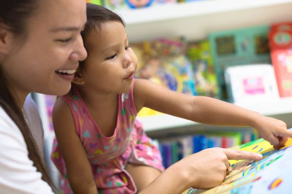 The Relationship Between Verbal Communication and Early Literacy Skills